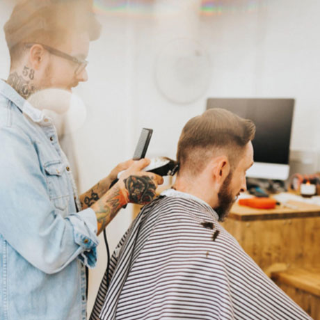 barber shop internet down