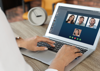 SD-WAN Small and Medium Enterprise video conferencing